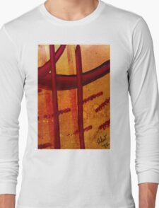 The Crosses Long Sleeve T-Shirt