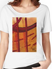 The Crosses Women's Relaxed Fit T-Shirt