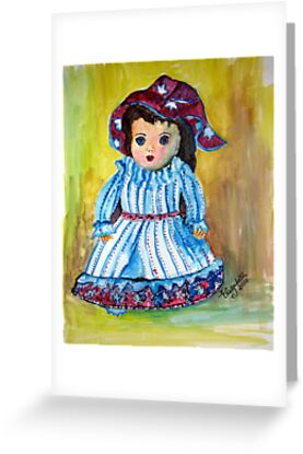Marietjie, my pop / my doll by Elizabeth Kendall