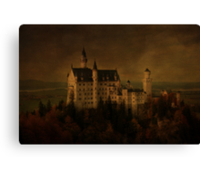 Fairy Tale View Canvas Print