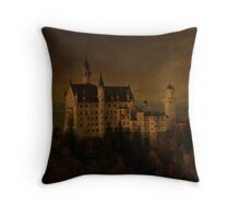 Fairy Tale View Throw Pillow