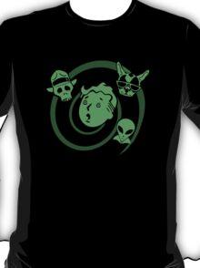 Fallout Wild Wasteland Perk T-Shirt