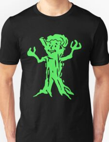 Fallout Barkskin Perk Pip Boy T-Shirt