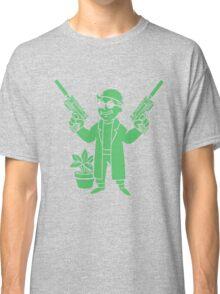 Fallout - THE PROFESSIONAL Perk Classic T-Shirt
