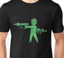 Fallout - LASER COMMANDER Perk Unisex T-Shirt