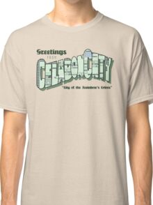 Greetings from Celadon City Classic T-Shirt