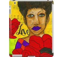 Stung By Love - WIP iPad Case/Skin