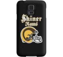 Shiner Rams Samsung Galaxy Case/Skin