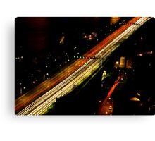 Sydney Rush Hour - Sydney Harbour Bridge Canvas Print