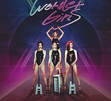 Wonder Girls - Reboot Design by boldndelicious