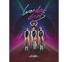 Wonder Girls - Reboot Design Photographic Print
