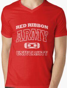 RR university Mens V-Neck T-Shirt