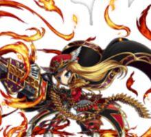 inferno rifle bestie  Sticker