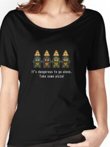 The Legend of TMNT - Brothers Women's Relaxed Fit T-Shirt