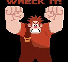 Wreck-it Ralph by danhollister97