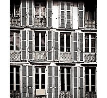 Lisbon Apartments Photographic Print