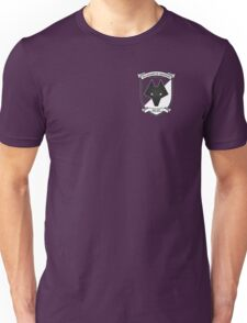 Retro Wolves Badge 1988-1993 Unisex T-Shirt