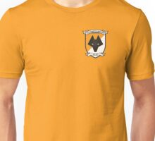 Retro Wolves Badge 1988-1993 Unisex T-Shirt