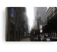 Chicago, IL Canvas Print