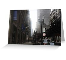 Chicago, IL Greeting Card