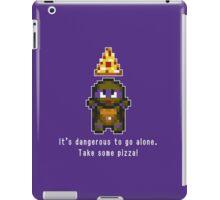 The Legend of TMNT - Donatello iPad Case/Skin