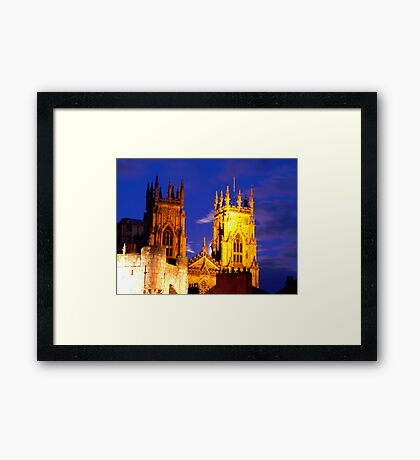 York Minster - #1 Framed Print