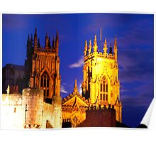 York Minster - #1 Poster