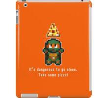 The Legend of TMNT - Michelangelo iPad Case/Skin