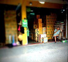 Shop Keeper by leftabit