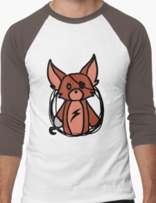 Fnaf Chibi Foxy Men's Baseball ¾ T-Shirt