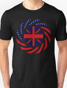 British American Multinational Patriot Flag Series T-Shirt