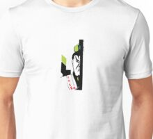 Lazerus is looking at you. Unisex T-Shirt