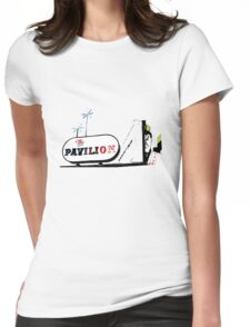pavillion Womens Fitted T-Shirt