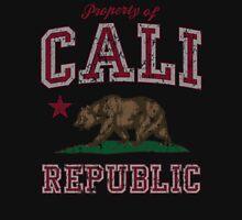 Vintage Property of Cali Republic Unisex T-Shirt