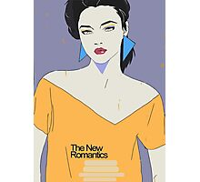 Nathan's Poster - The New Romantics Photographic Print