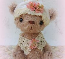 Rhonda - Handmade bears from Teddy Bear Orphans by Penny Bonser