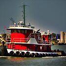 Tugboat  by Savannah Gibbs