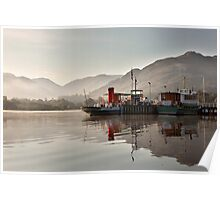 Ullswater Steamers Poster