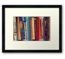 The Avid reader Framed Print