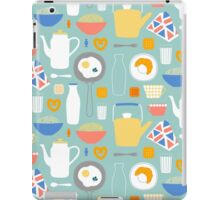 cookies, milk & memories iPad Case/Skin