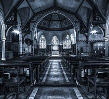 Church of the Redeemer 2 by John Velocci