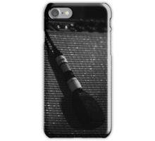 amp and mic iPhone Case/Skin