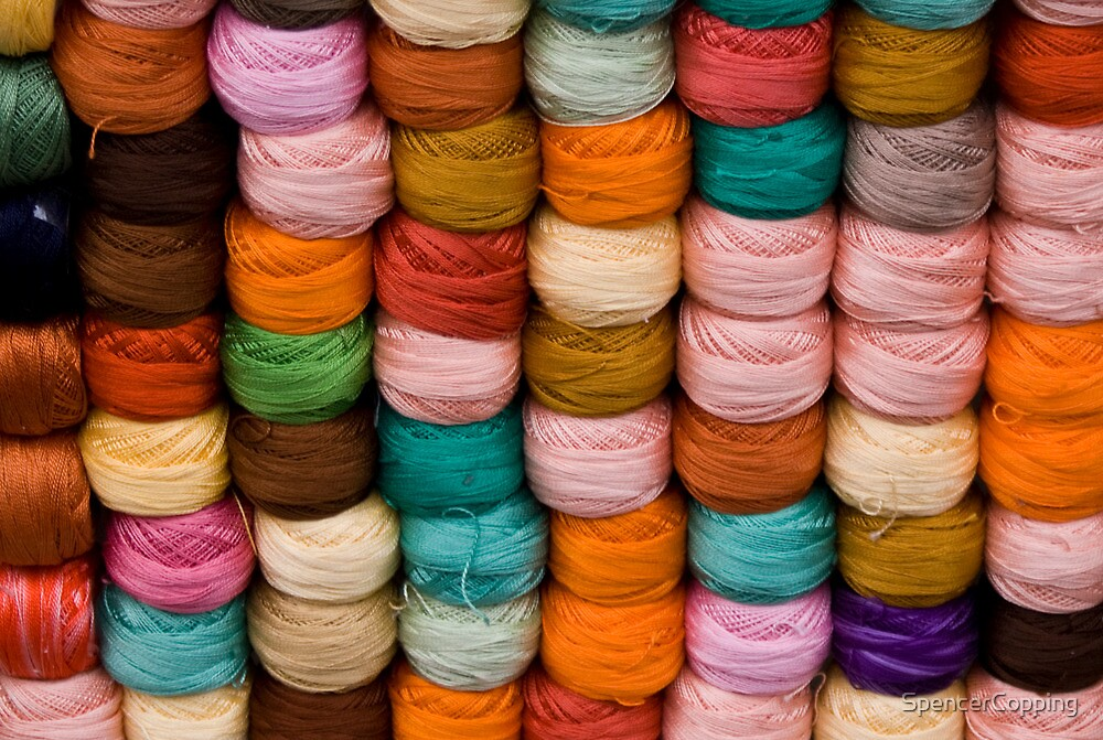 Great Balls Of Yarn by SpencerCopping