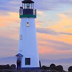 Lighthouse Kiss by cherylwelch