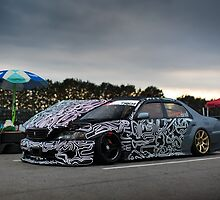 Ishiai JZX100 Cresta by dohcresearch