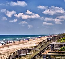 Emerald Isle - Sunny Day by DM-Photo