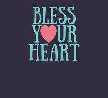 Bless Your Heart Womens Fitted T-Shirt
