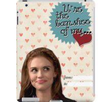 Banshee of my heart iPad Case/Skin