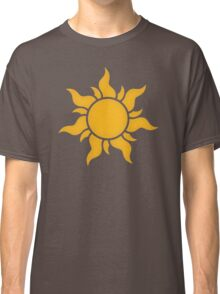 Tangled Kingdom Sun Classic T-Shirt