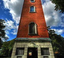 Loughborough Carillon Tower  by Yhun Suarez